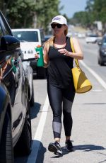 Reese Witherspoon Leaving the gym in Los Angeles