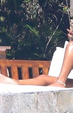 Rihanna and billionaire boyfriend Hassan Jameel appear to engage in Mexico
