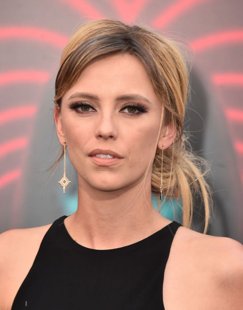 Riley Voelkel At The Spy Who Dumped Me film premiere in