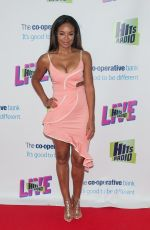 Sarah Jane Crawford At Hits Radio Live Event in Manchester