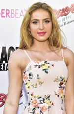 Saxon Sharbino At Sage Launch Party Co-Hosted by Tiger Beat at El Rey Theatre in LA
