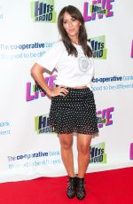 Sheree Murphy At Hits Radio Live Event in Manchester