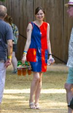 Sophie Ellis-Bextor At the British Summer Time festival in London