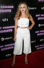 Sophie Reynolds At Screening Of A24