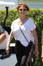 Susan Sarandon At the Kennedy family compound in Hyannisport
