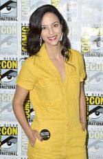 Tala Ashe At 2018 San Diego Comic Con - Legends of Tomorrow - Photocall