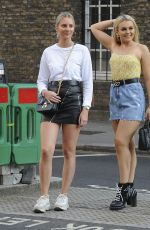 Tallia Storm Out and about in Chelsea London
