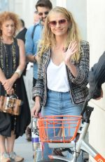 Teresa Palmer Out during Comic-Con in San Diego