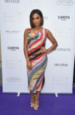 Tisha Merry At Evelyn House Of Hair and Beauty 1st Birthday Party in Manchester