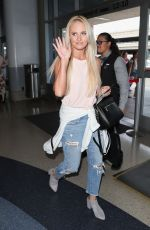 Tomi Lahren At Los Angeles Airport