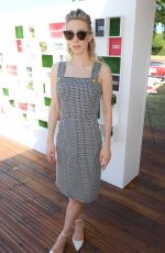 Vanessa Kirby At Audi Polo Challenge at Coworth Park Polo Club