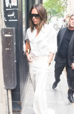 Victoria Beckham Out and about in Paris