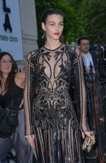 Vittoria Ceretti At Vogue Paris Foundation Gala, Haute Couture Fashion Week, Paris, France