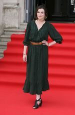 Aisling Bea At The Wife Film4 Summer Screen Film Premiere At Somerset House London