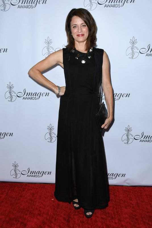 Alanna Ubach At 33rd Annual Imagen Awards in Los Angeles
