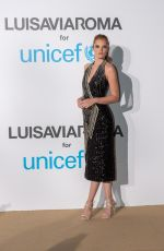 Alexina Graham At Unicef Summer Gala in Porto Cervo, Italy