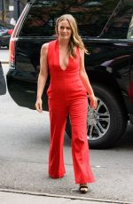 Alicia Silverstone Spotted Stepping Out in New York City