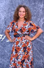 """Angela Griffin At Premiere of """"Yardie"""" at the BFI Southbank, London"""