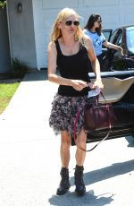 Anna Faris At Instyle Day of Indulgence Party in Los Angeles