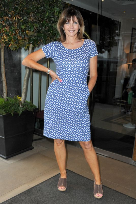 Annabel Giles At KISS Nails and Lashes x Billie Faiers launch party at The Marylebone Hotel in London