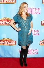Annie Wersching At The National Tour of