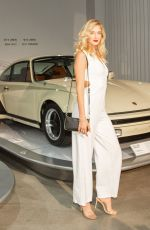 Athena Brensberger At Cars and Fashion event, Los Angeles