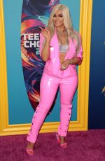 Bebe Rexha At Teen Choice Awards 2018 at The Forum in Beverly Hills