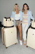 Billie Faiers Arrives In Ibiza For Her Hen Party