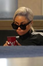 Blac Chyna At LAX airport in Los Angeles