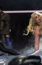 Britney Spears Performs live at the Open Air Theatre in Scarborough