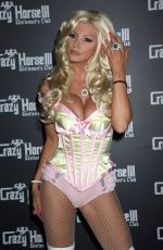 Brittany Andrews Hosts her birthday party at Crazy Horse 3 in Las Vegas