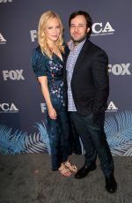 Caitlin Mehner At FOX Summer All-Star Party, TCA Summer Press Tour, Los Angeles