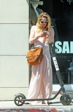 Caity Lotz Shopping in West Hollywood