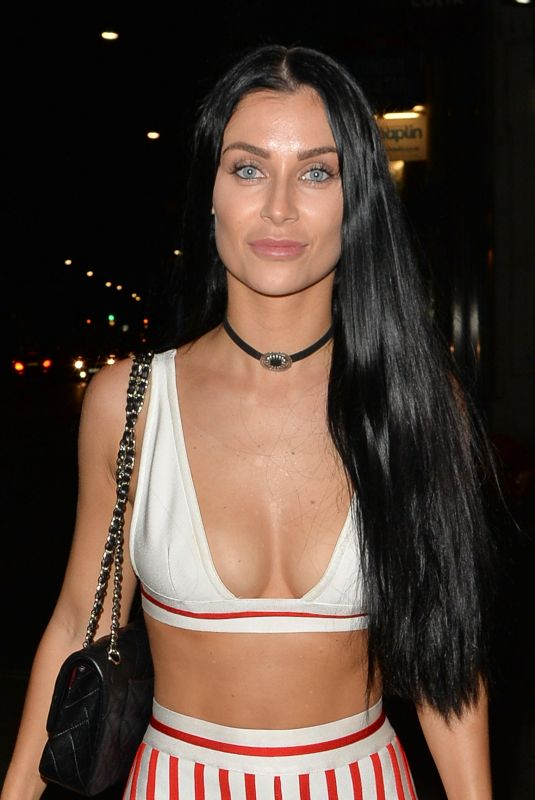 Cally Jane Beech On a night out at Libertine in London