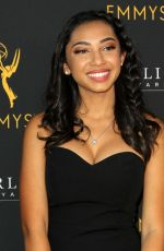 Camryn Hamm At Television Academy Daytime Peer Group Emmy Celebration, Los Angeles
