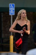 Candice Accola King Out & about in in LA