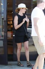 Cat Deeley and Patrick Kielty go furniture shopping in LA