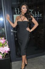 Charlotte Dawson Celebs on The Farm Launch Party in London