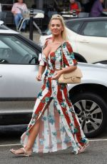 Christine McGuinness Heads to The Style Lounge in Alderley Edge in Cheshire