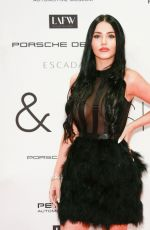 Claudia Alende At Cars and Fashion event, Los Angeles