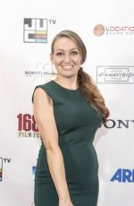Dana Marie Seals At 16th Annual 168 Film Festival held at Regal Cinemas L.A. LIVE 14 in Los Angeles