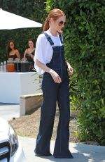 Darby Stanchfield At Instyle Day of Indulgence party, Los Angeles