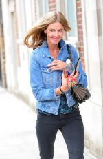 Donna Air At a native American spirit shop on the Kings Road in London