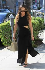 Dorothy Wang Out in Beverly Hills