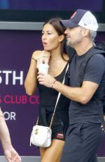 Elisabetta Gregoraci With her new boyfriend Francesco Bettuzz in New York