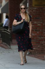 Elizabeth Berkley Out in the 90210 area, Beverly Hills