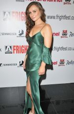 Emily Tucker At Heretiks Film Premiere during Arrow Video FrightFest, London