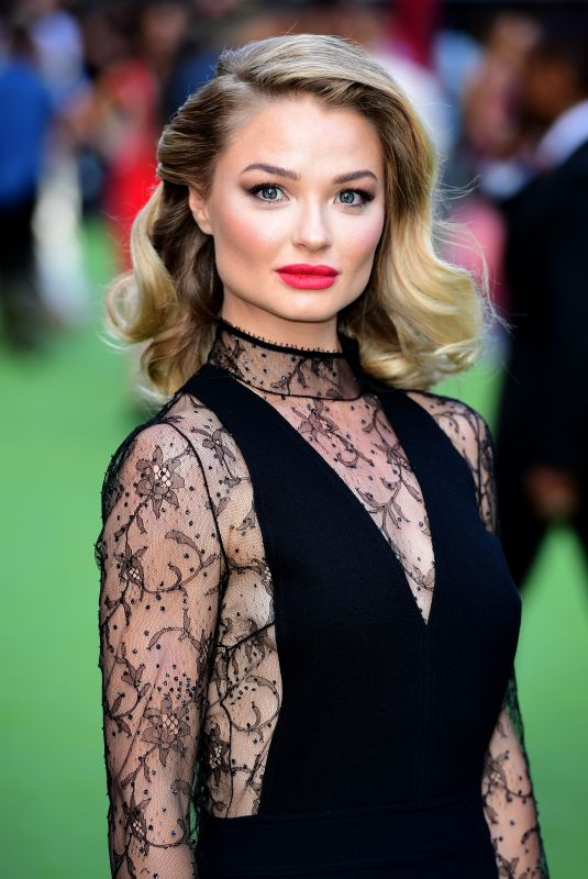 """Emma Rigby At """"The Festival"""" world premiere at Cineworld Leicester Square"""