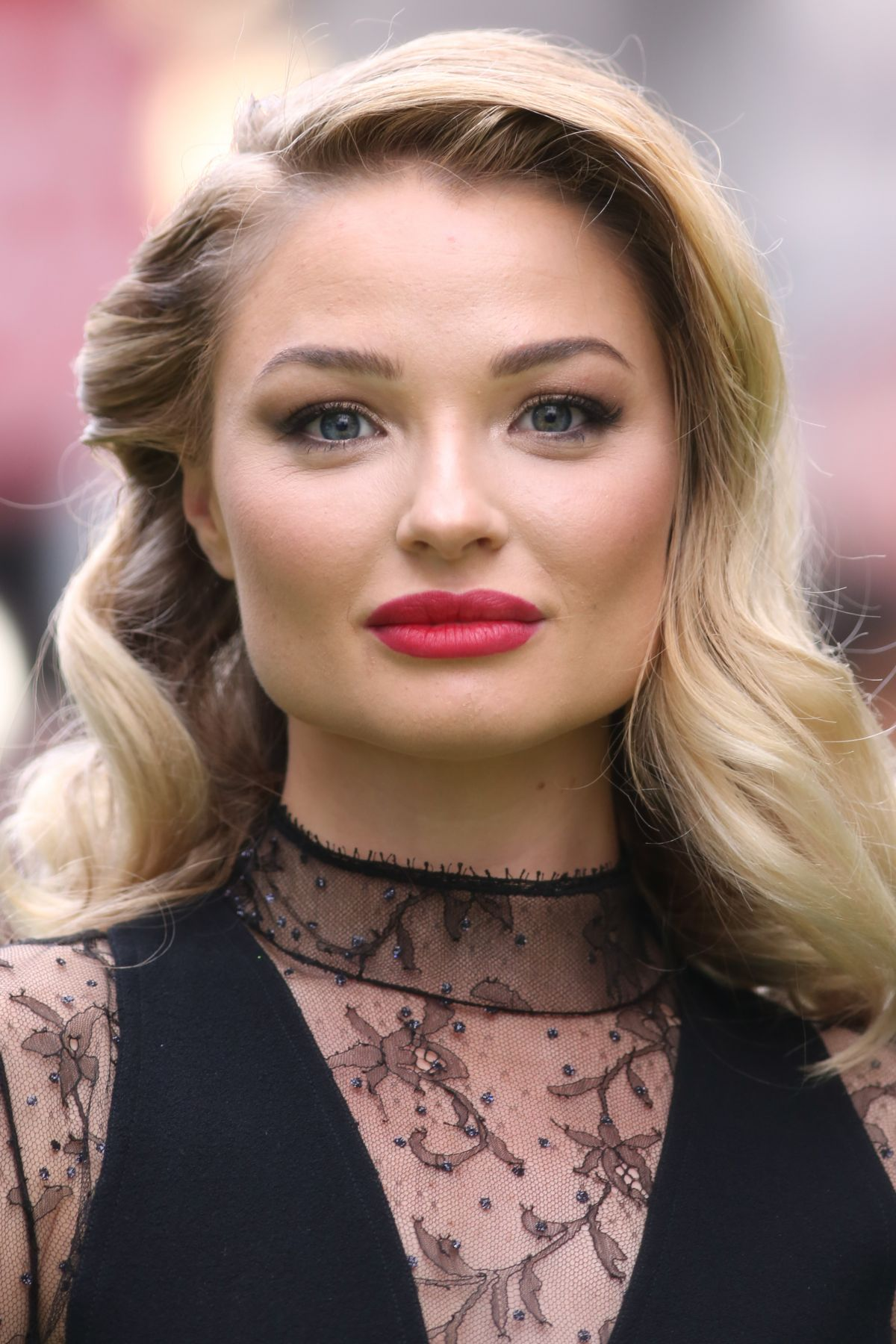 Emma Rigby At The Festival world premiere at Cineworld