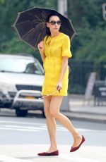 Famke Janssen Out and about in New Tirk